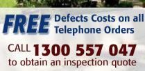 Home & Termite Inspection Melbourne, Sydney & Brisbane | Call 1300 557 047 to obtain an inspection today
